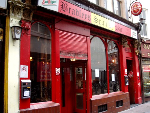 10 grandes bares en Londres