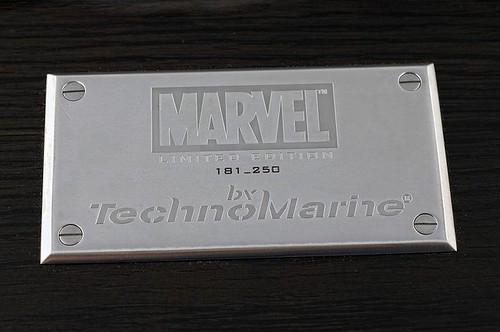 Technomarine Plate