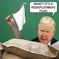 REDEPLOYMENTflag