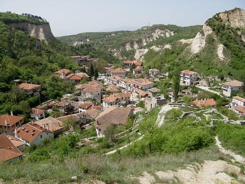 View of Melnik