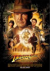 Póster Indiana Jones Steven Spielberg Harrison Ford