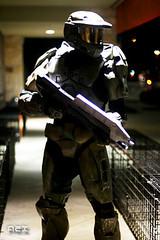 E99G0865BDONE (MjolnirArmor) Tags: adam costume chief halo master armor launch gamestop grumbo