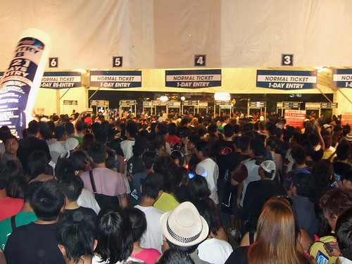 Crazy Crowd