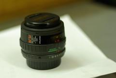 SMC PENTAX-F ZOOM 35-70mmF3.5-4.5 MACRO