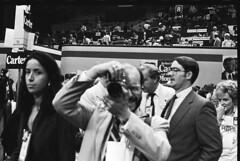 Democratic National Convention, New York, 1980