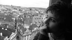Fede as a Muse (BigDamiano) Tags: prague clocktower roofs