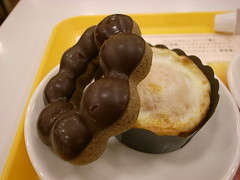 最近甜甜圈一個100圓而已!!