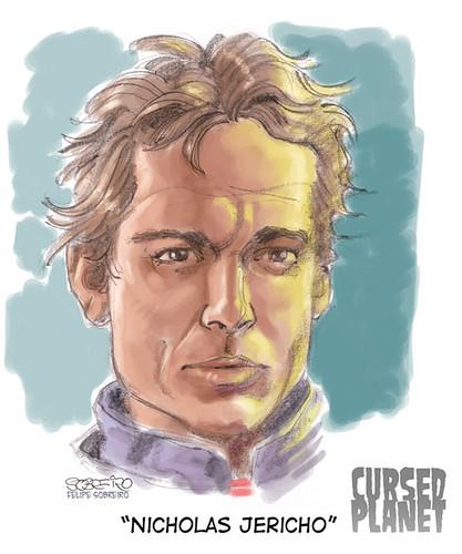 Cursed Planet: Nicholas Jericho