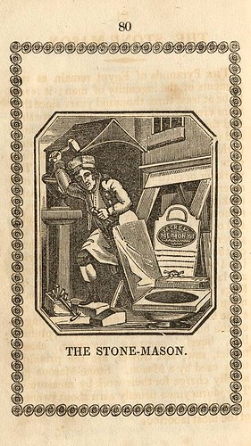 13- El picapedrero-frabricante de lapidas