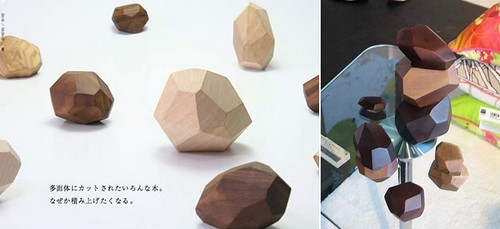 Tumi-Ishi blocks
