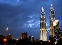 An Evening at Kuala Lumpur