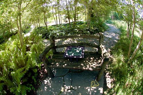 Garden closed
