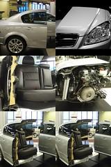 Details of car