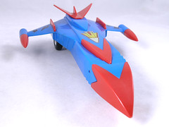 Godphoenix by Bear Model (quibx) Tags: phoenix battleoftheplanets gatchaman