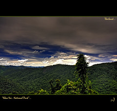 """KHAO YAI-- POINT OF VIEW ..2..""                        :-) (Maxsimus) Tags: park landscape thailand nikon skies nation sigma jungle thai tropical hdr d300 khaoyai dorest maxsimusphotos"