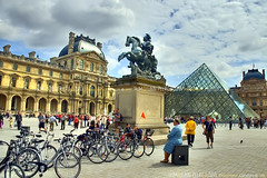 Louvre Museum, Paris - France (Humayunn N A Peerzaada) Tags: india statue painting model europe photographer near louvre indian paintings chinese structures statues architect american actor maharashtra visitors mumbai visitor eastern glasspyramid islamic impei islamicart kutch humayun chineseamerican louvremuseum eugnedelacroix madai jacqueslouisdavid greekantiquities peerzada imagesoftheworld alexandrosofantioch deolali easternantiquities humayunn peerzaada kudachi kudchi humayoon humayunnnapeerzaada wwwhumayooncom humayunnapeerzaada grandeuropediscovery chineseamericanarchitect richelieupavillon corenapoleon corecarre antiquitiesroman antiquitiesetruscan antiquitiesegyptianantiquities