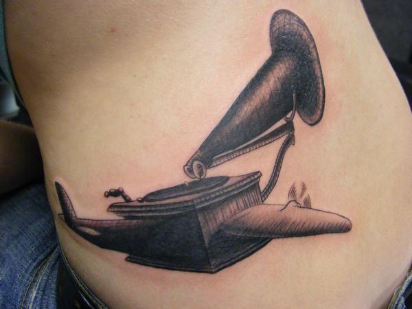 Mike mci @ Artistic Soul Tattoo Mike