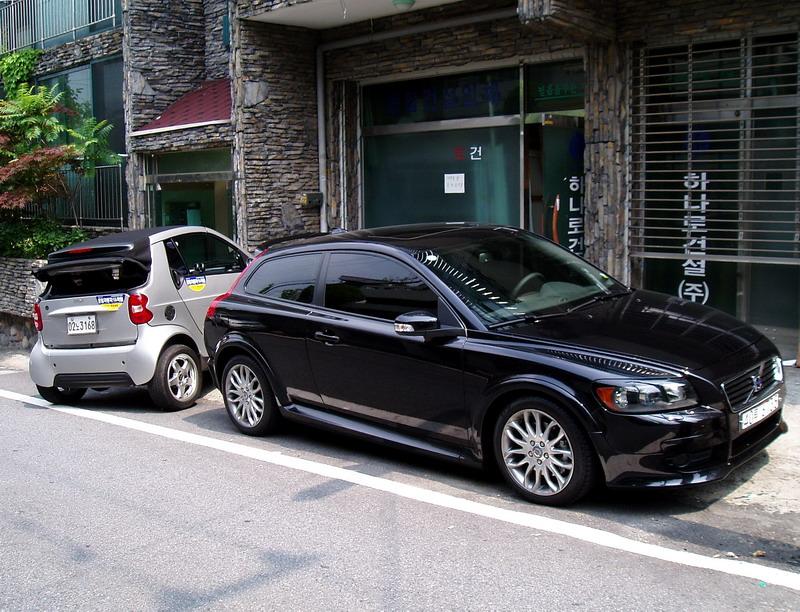 Smart & Volvo C30(2)
