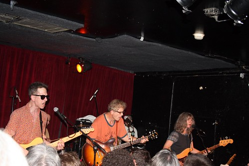 the feelies reunion @ maxwell's