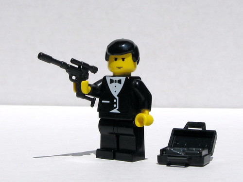 BrickArms Spy Carbine prototype