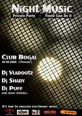 03 Mai 2008 » DJ Vladootz, DJ Shady şi DJ Puff