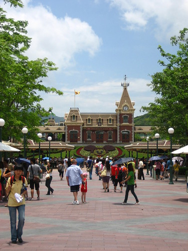 Magical Day @ Disneyland Hong Kong 019