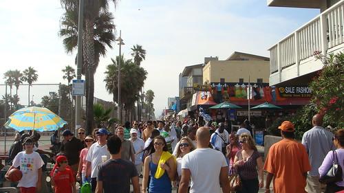Camminata a Venice Beach