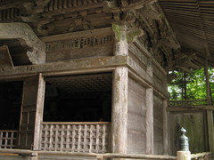 Another shrine near Hiraizumi