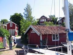 Vaxholm (aurelie83) Tags: sweden stockholm vaxholm