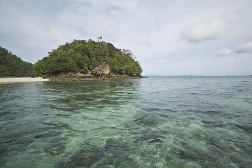 Random island.
