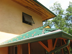 Tin Roof (gerryblog) Tags: ecovillage earthaven