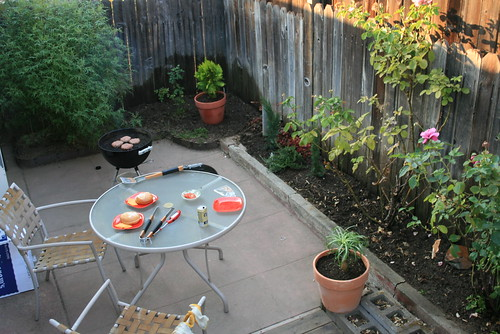 Backyard Patio/Garden