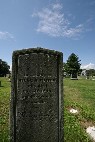 Pond St Cemetery