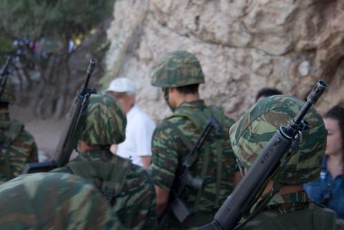 Greece Army