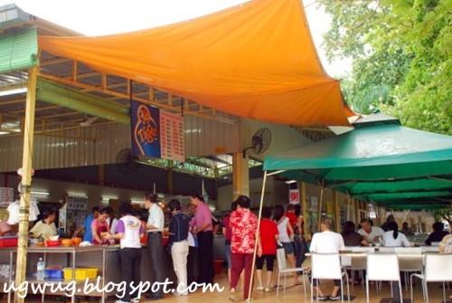 Yong Tow Foo stall