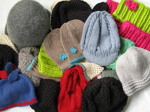 FO's hats