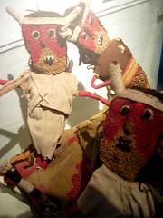 Peruvian Antiquities (Guiz1) Tags: peru museu lima voodoo marionette larco