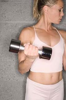 female fitness regime