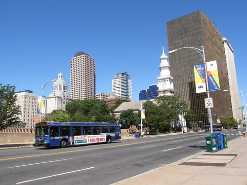 Hartford Downtown