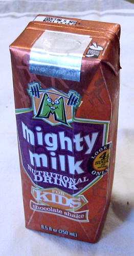 4 Reasons Why Milk Is Mighty