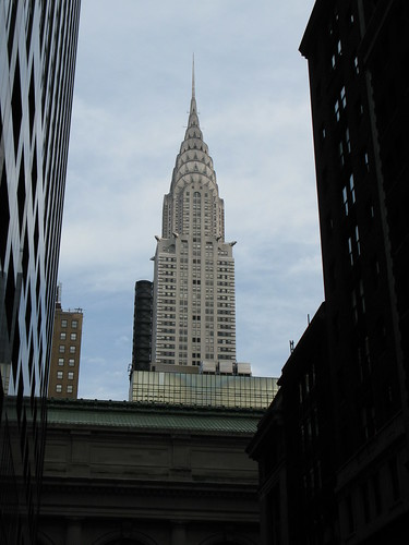Jesus H. Chrysler Building!