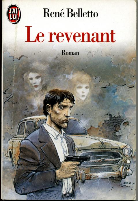 Le revenant by, René BELLETTO