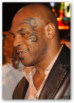 Mike Tyson, Jeff Greene's best man