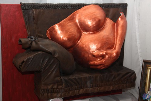 pregnant art - 3d- erinnerungen schwangerschaft