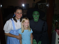 Dorothy, Sarah, and the Witch