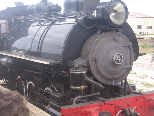 Queenscliff steam train