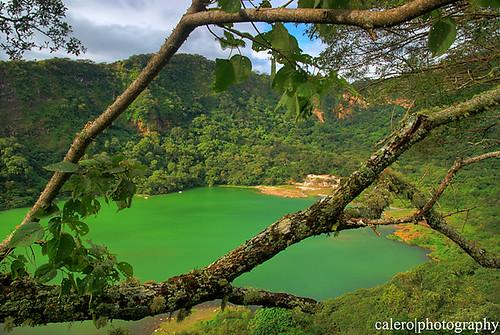 Laguna de Alegria, El Salvador