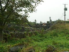 "Ennistymon Graveyard • <a style=""font-size:0.8em;"" href=""http://www.flickr.com/photos/75673891@N00/2923069542/"" target=""_blank"">View on Flickr</a>"