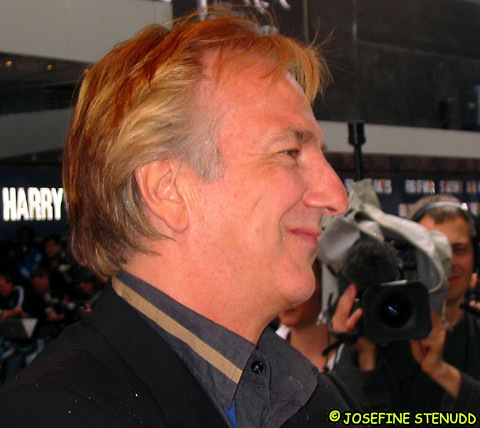 Alan Rickman. alan rickman harry potter