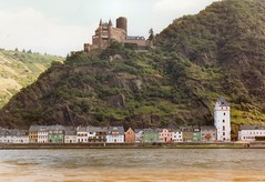 Katz (Cat) Castle Rhine River (mbell1975) Tags: castle berg river germany europe fort ruin palace unesco fortification schloss rhine fortress rhein burg festung fortese